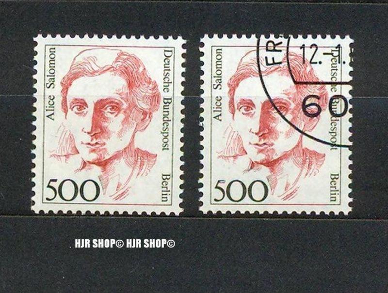 1989,Frauen miNr. 830 **, 830 Gest.