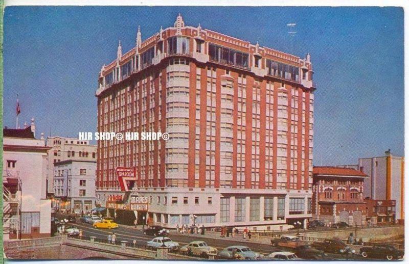 """""""Mapes Hotel, Reno""""  um 1960/1970 Ansichtskarte,  ungebrauchte Karte"""