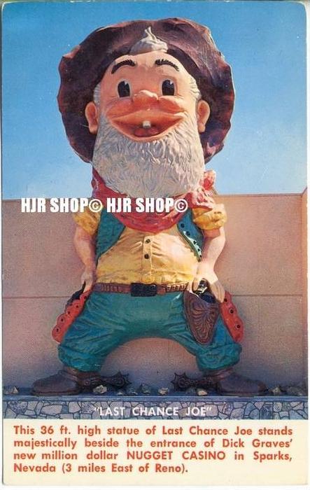 """""""NUGGET""""  um 1960/1970 Ansichtskarte,  ungebrauchte Karte"""