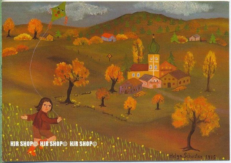 WIECHMANN – BILDKARTEN Helga Schuster, Herbstfreuden, Nr.5130