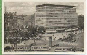 Berlin, Columbushaus am Potsdamer Platz 1930/1940 Verlag:I.W.B. Nr.181  , Postkarte, unbenutzte Karte