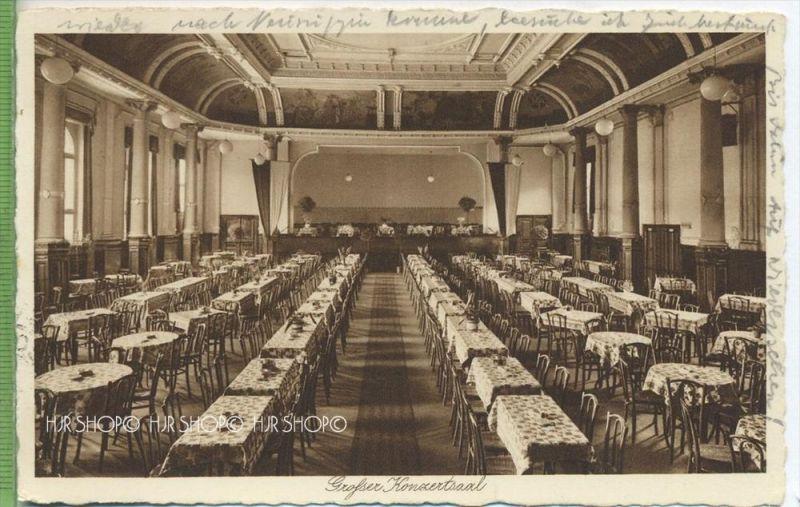 Gelsenkirchen Bahnhofs Hotel Um 1930 1940 Verlag Foto Lange