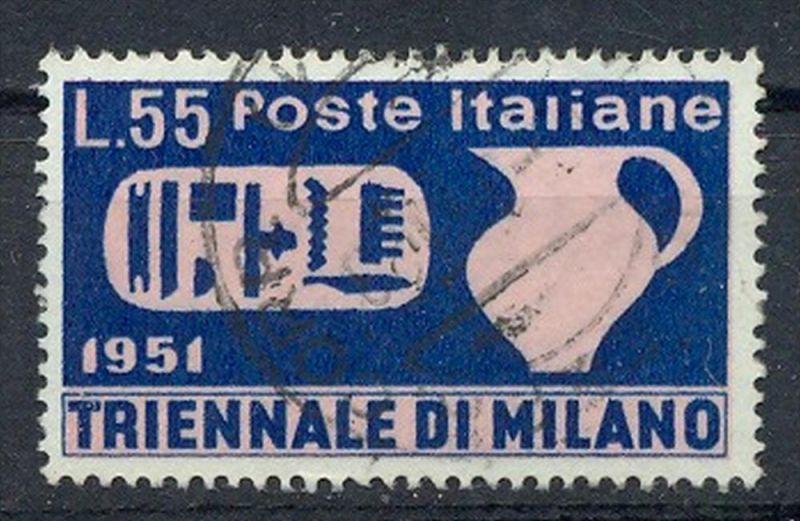 Italien,1951, MiNr.840,Gest. Zustand: I-II