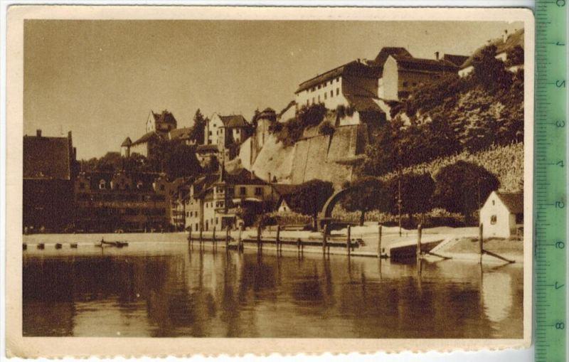 Schloß Meersburg, Reichswinterhilfe-Lotteri e 1934/1935Verlag: D. Rieger, Karlsruhe, , PostkarteErhaltung: I-II, Unbenut