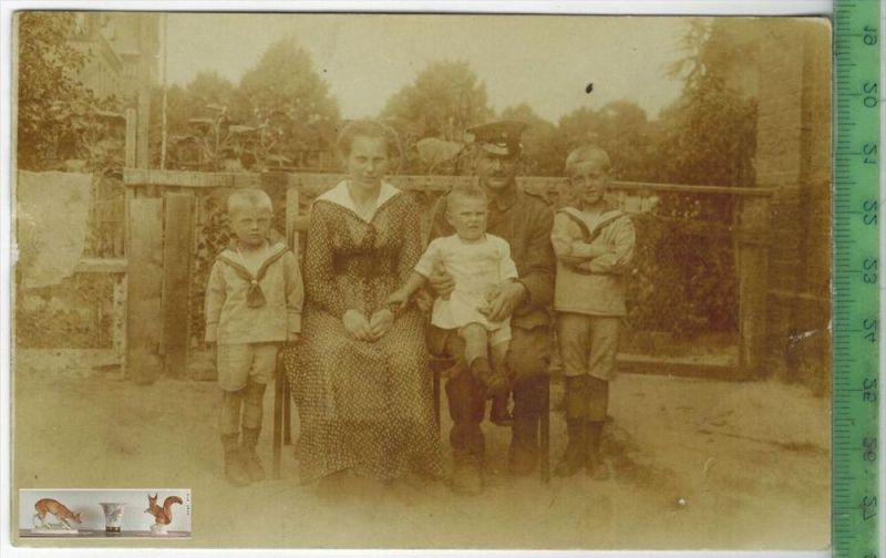 Soldat I. Weltkrieg -Verlag: ,   POSTKARTEErhaltung: I-II, UnbenutztKarte wird in Klarsichthülle verschickt.(H)Wir haben