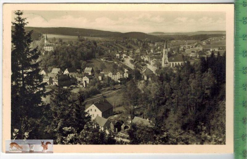 Neuhausen i. Erzgeb. - 1941Verlag: Oswald Zacharias, Neuhausen,   POSTKARTEmit Frankatur, mit Stempel NEUHAUSEN-ERZGEBI