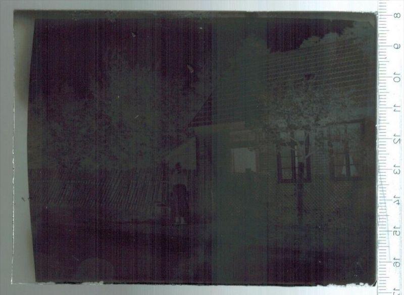 Glas-Negativ 12 x 9 cm