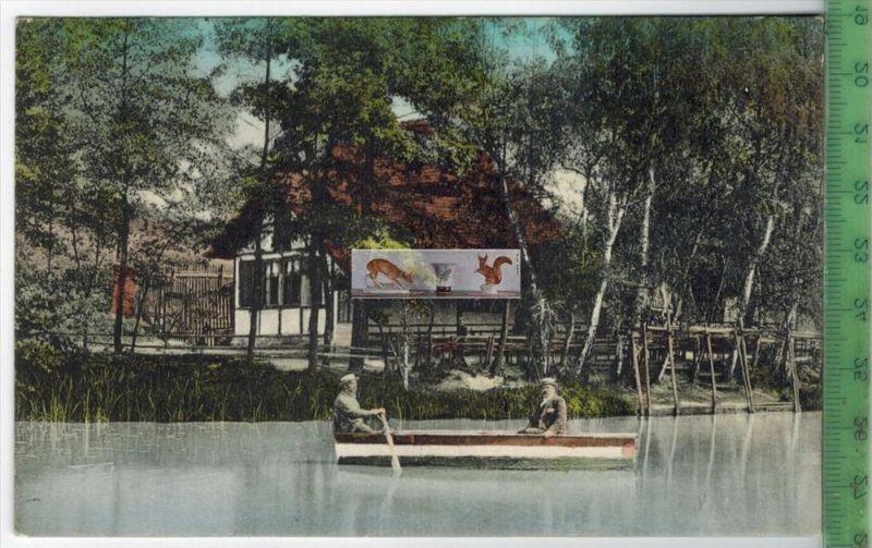 Pommerleede b. Neustadt (Orla) - 1914Verlag: Karl Wagner,   POSTKARTEmit Frankatur, mit Stempel NEUSTADT 18.7.14    Erha