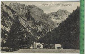 Oythal bei Oberstdorf-1907 -