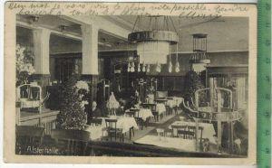 Hamburg, Alsterhalle, 1913Verlag: ---------------,POSTKARTEFrankatur,  Stempel, HAMBURG 30.1.13Erhaltung: I-II, Karte wi