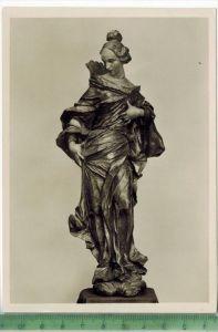 Deutsches Museum, Berlin,Josef Anton Feichtmayr, Immaculata, HolzVerlag: , Gustl. Schwarz, Berlin – Postkarteunben