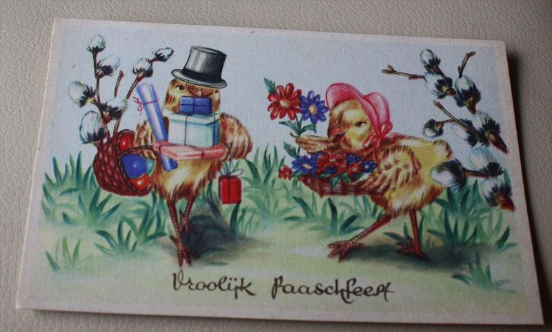 PaaschfestVerlag: -----, –  Postkarteunbenutzte Karte, 14 cm x 9 cm,Erhaltung:I-II, Karte wird in Klarsichthülle v