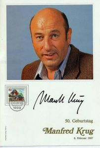 Manfred Krug 50. Geburtstag, 8. Februar 1987