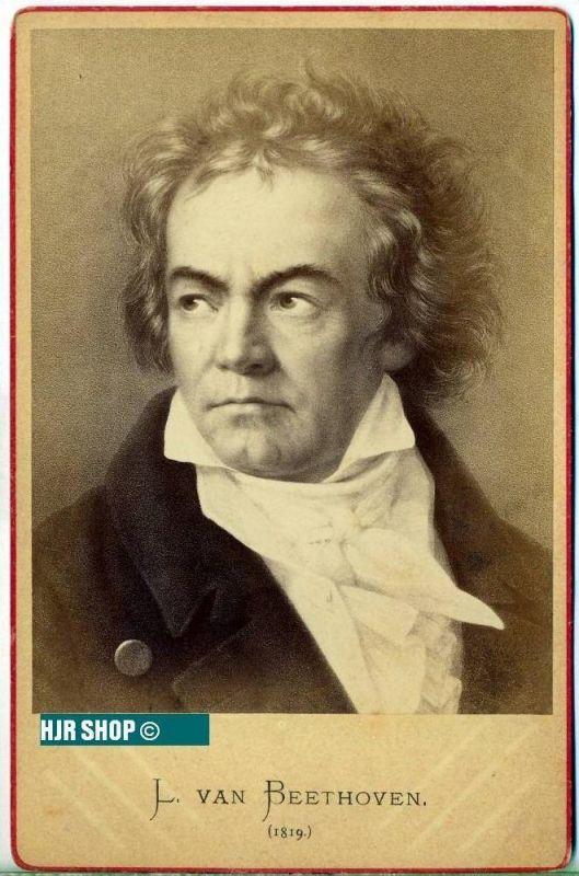 Photografie J. von Beethoven