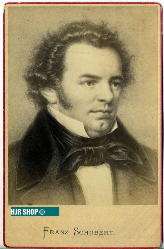 Photografie Franz Schubert