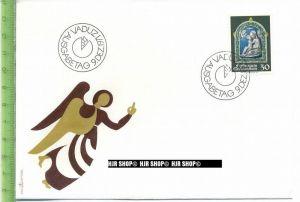 1971, MiNr.555 FDC gest.