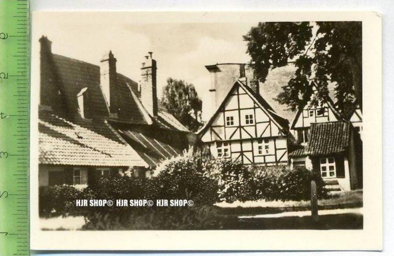"""Stralsund, ca. 1920/1930,  Sammelfoto 9 x 6 cm,  Johanneskloster mit """"Alter Münze"""" 0"""