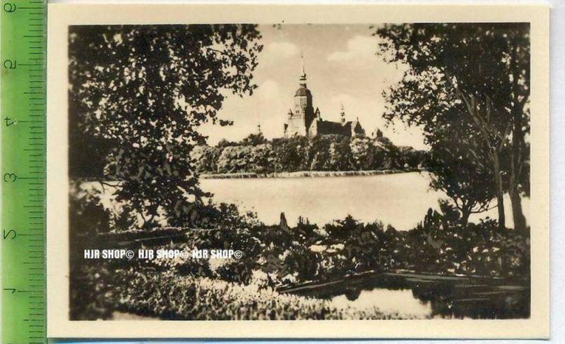 Stralsund, ca. 1920/1930,  Sammelfoto 9 x 6 cm,  Dreikirchenblick
