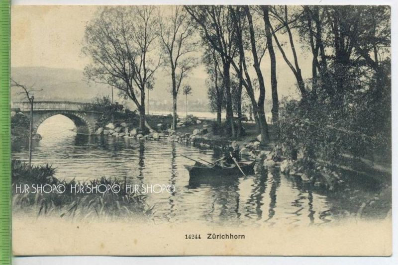 ZÜRICHHOR - Zürich um 1900/1910 Verlag: Wehrli A.-G, Kilchberg, Postkarte