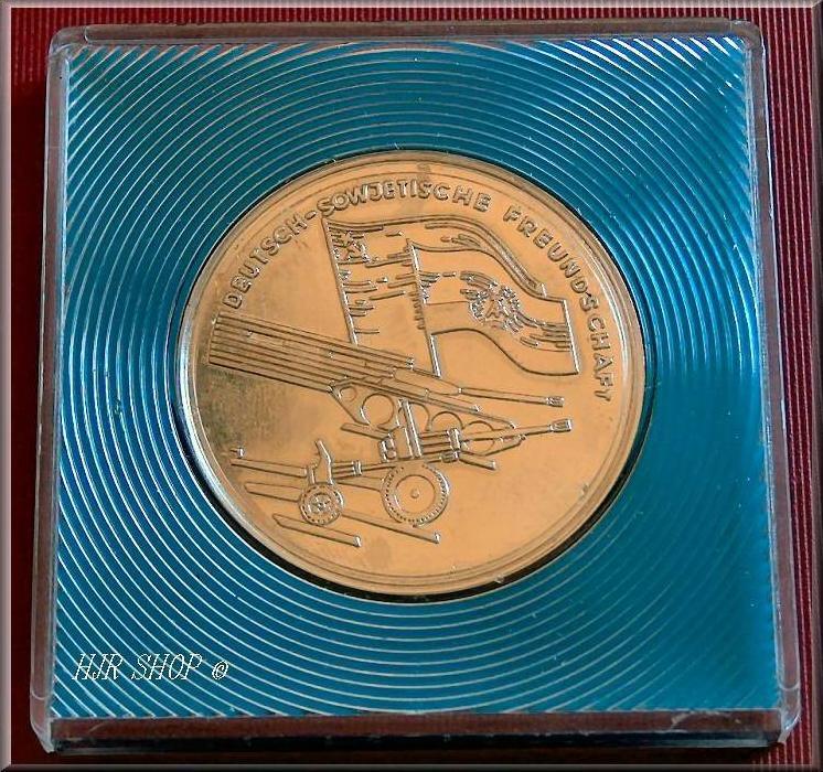 Medaille Deutsch-Sowjetische Freundschaft, Schlacht an den Seelower Höhen