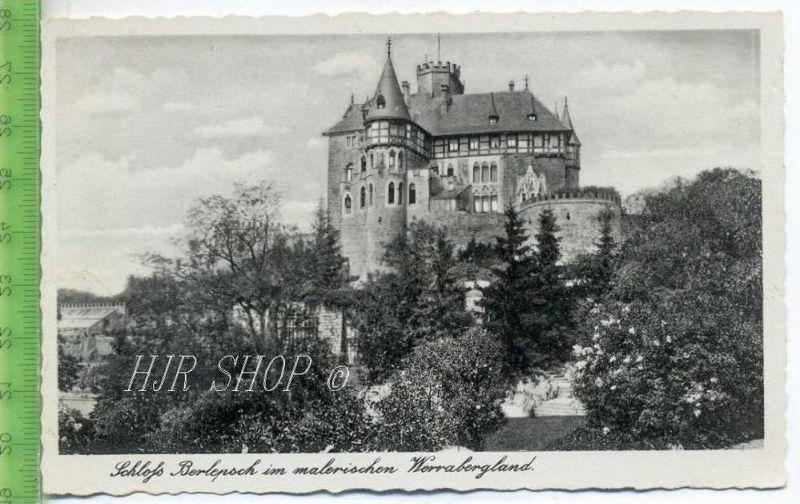 Schloss Berlepsch  ungel.