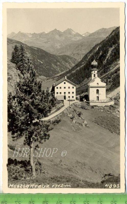 Heiligkreuz 1712 m ungel.