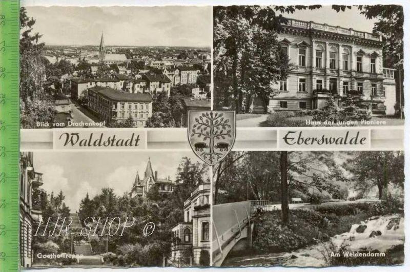 Waldstadt, Eberswalde ungel.