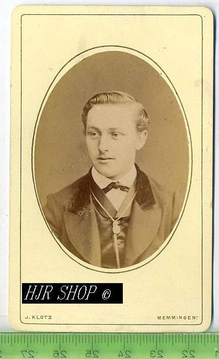 Fotographie, J. Klotz, Memmingen
