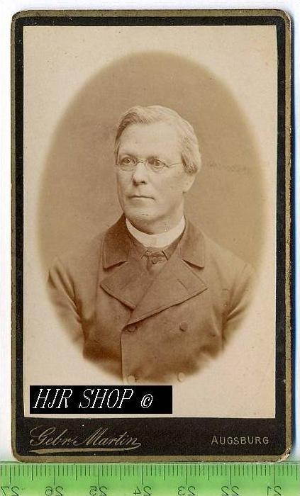 Fotographie, Gebr. Martin, Augsburg