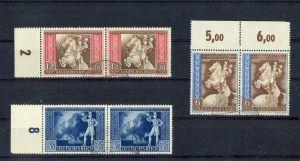 1942, 12. Okt. Europäischer Postkongress der Achsenmächte, Wien, 820-822