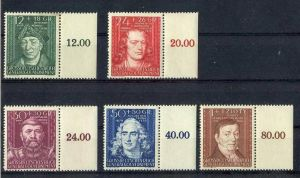 1944, 15. Juli. Kulturträger (II) 120-124 **