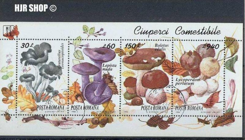 1994,kleinbogen Pilze gest.,