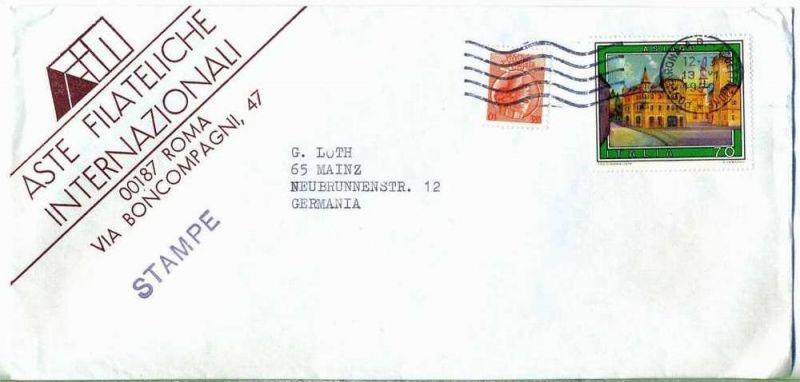 Brief, 13.06.1979, Rom – Mainz,