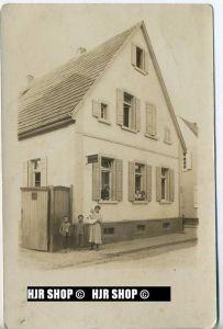 Ort und Straße unbekannt, Holz und Kohlehandel von Heinrich Ziegler um 1900