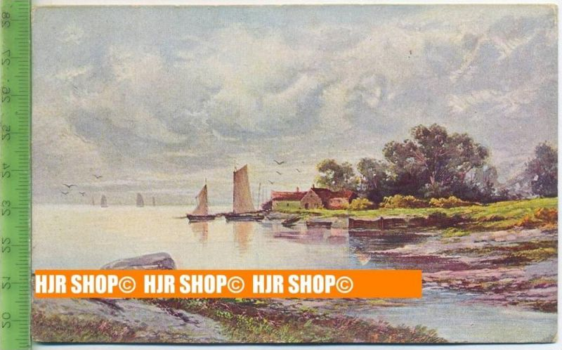 """""""Landschaft"""" um 1900/1910, Ansichtskarte  ungebrauchte Karte"""