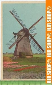 """""""Windmühle"""" um 1940/1950, Ansichtskarte  ungebrauchte Karte"""