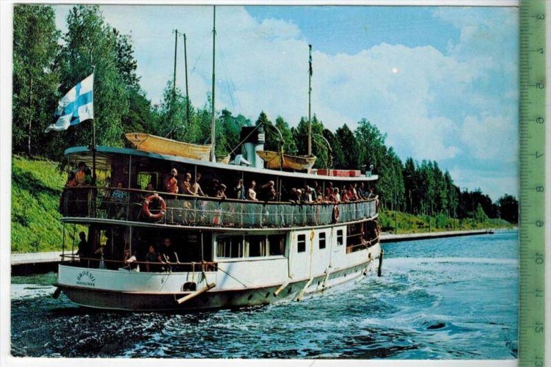 Suomi Finnland 1979Verlag: -----------------, POSTKARTEFrankatur,  Stempel, Erhaltung: I-II, Karte wird in Klarsichthüll
