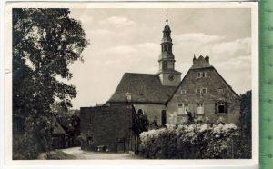 Kleine Kirche Alzey, Rheinhessen, 1938Verlag: --------------, –  PostkarteFrankatur,  Stempel, ALZEY  27.8.38Maße: