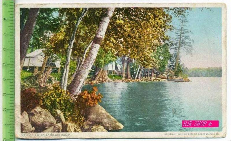 An Adirondack Camp Gel. 08.1909