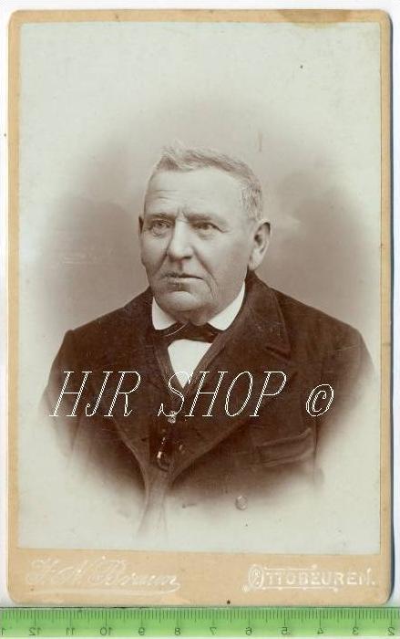 Braun, Ottobeuren vor 1900 Gr.. Format, s/w., I-II,