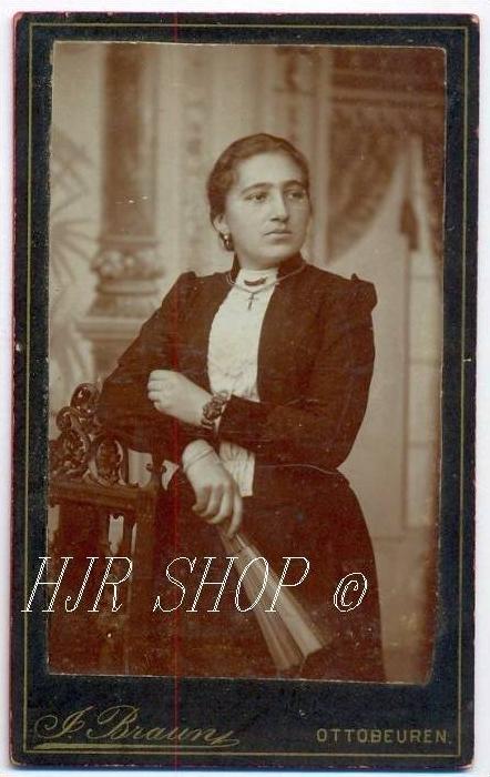 J. Brauns, Ottobeuren vor 1900 kl.. Format, s/w., I-II,