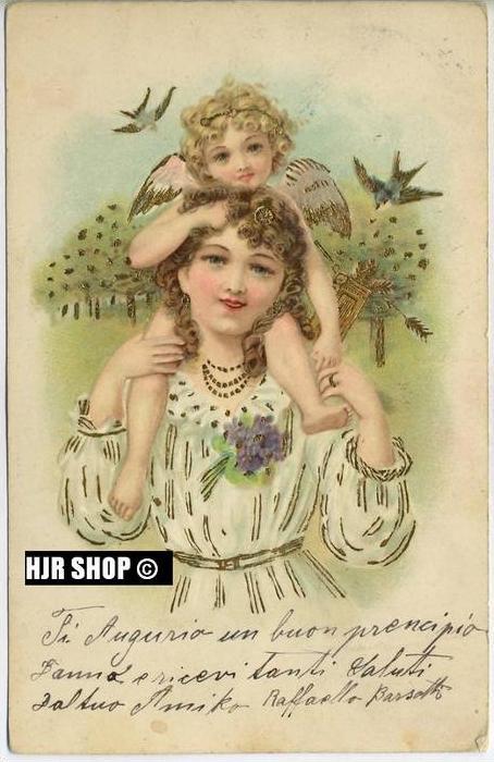 um 1900/1910 Ansichtskarte