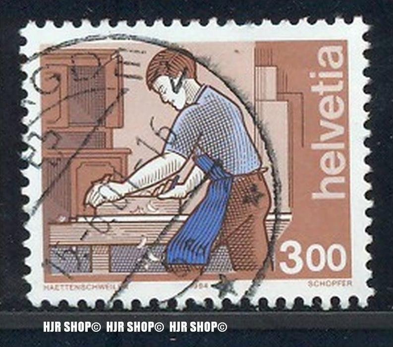 1994, Mensch und Beruf (VI), MiNr. 1533 gest.