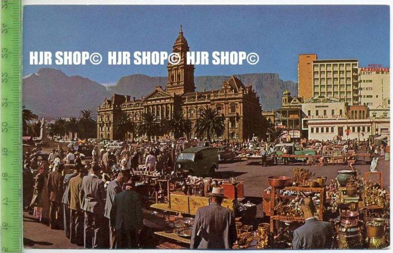 """""""Kapstadt, City Hall"""",   Ansichtskarte  ungebrauchte Karte"""