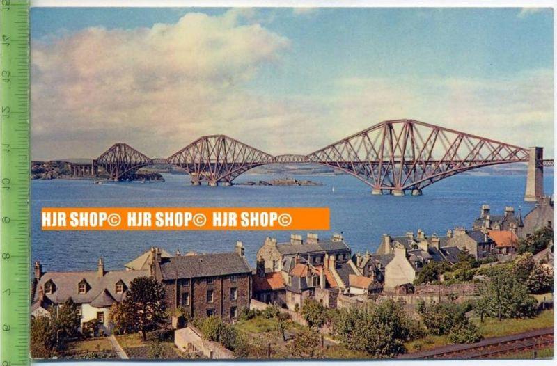 """""""The Forth Bridge"""",   Ansichtskarte  ungebrauchte Karte"""