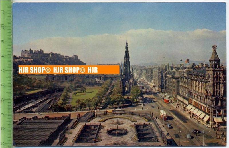 """""""Edinburgh"""",   Ansichtskarte  ungebrauchte Karte"""