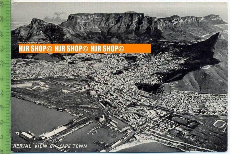 """""""Cape Town"""",   Ansichtskarte  ungebrauchte Karte"""