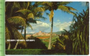 """""""Tripler Army Hospital """", um 1960/1970   Ansichtskarte  ungebrauchte Karte"""