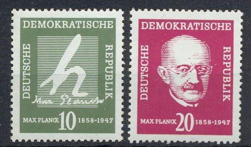 1958, MiNr. 626+627** Satz 2 W  Zustand: I-II, (H)