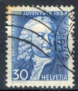 1934, Pro Juventute, Minr. 284 o Zustand: I-II